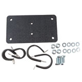 Tusk Universal License Plate Mount