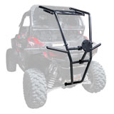 Tusk UTV Rear Bumper, Cargo Rack, and Spare Tire Carrier