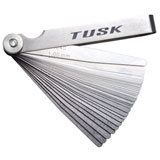 Tusk Tapered Feeler Gauge Set