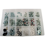 Tusk 178 Piece Suzuki Bolt Kit w/ Aluminum Bushings