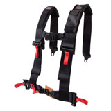 Tusk 4 Point 3 inch H-Style Safety Harness