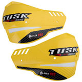 Tusk D-Flex Pro Replacement Plastic Handguard Shields  Yellow