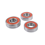 Tusk Impact Wheel Bearing Kit - Rear