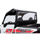 Tusk UTV Polycarb Rear Window Clear - Scratch Resistant
