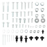 Tusk 62 Piece Metric ATV Trail Bolt Kit