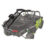 Tusk Impact Rear Cargo Rack / Spare Tire Mount