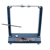 Tusk Motorcycle Wheel Balancing and Truing Stand