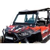 Tusk UTV Folding Glass Windshield
