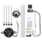 Tusk Digital Radiator Fan Kit Universal