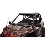 Tusk Removable Full Windshield For use with Polaris Roof