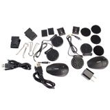 UCLEAR® HBC200 HD Helmet Communication System