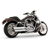 Vance & Hines Q-Series Double Barrel Motorcycle Exhaust