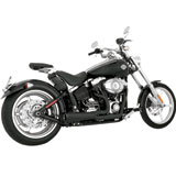 Vance & Hines Competition Series 2-Into-1 Motorcycle Exhaust (CARB)