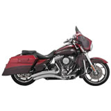 Vance & Hines Super Radius 2-Into-2 Motorcycle Exhaust