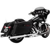 Vance & Hines Eliminator 400 Exhaust Slip-Ons (NO CA)