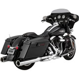 Vance & Hines Oversized 450 Destroyer Slip-On Mufflers (NO CA)
