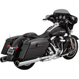 Vance & Hines Oversized 450 Raider Slip-On Mufflers (NO CA)
