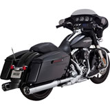 Vance & Hines Oversized 450 Titan Slip-On Mufflers (NO CA)