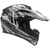 Vega Youth Mighty X Helmet Blitz Black