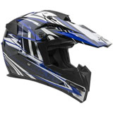 Vega Youth Mighty X Helmet Blitz Blue