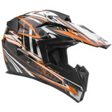 Vega Youth Mighty X Helmet Blitz KTM Orange