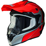 Vega VF1 Limited Edition Helmet Red