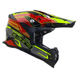 Vega MCX Helmet Red Stinger