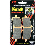 Vesrah Race Pad - RJL XX High Performance
