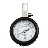 "Viair 2"" Low Pressure Tire Gauge"
