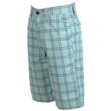Volcom Frickin Plaid Chino Youth Shorts