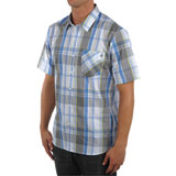 Volcom Ex Factor Plaid Button Up Shirt