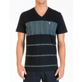 Volcom Black Out Grout V-Neck T-Shirt