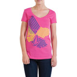 Volcom Stone Ops Ladies V-Neck T-Shirt