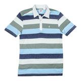 Volcom Paco Stripe Polo Shirt