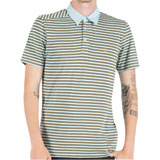 Volcom Wowzer Stripe Youth Polo Shirt