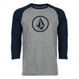 Volcom New Circle 3/4 Sleeve T-Shirt
