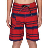 Volcom Stone Mod Stripe Youth Board Shorts