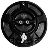 Vortex Gas Cap Lock Switch
