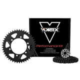 Vortex V3 SSA Super Street Chain and Sprocket Kit