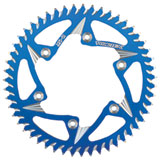Vortex 520 Aluminum Rear Sprocket Blue