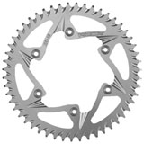 Vortex 420 Aluminum Rear Sprocket Silver