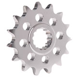 Vortex 525 Steel Front Sprocket Silver