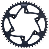 Vortex 520 Steel Rear Sprocket Black