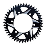 Vortex CAT5 420 Aluminum Rear Sprocket Black