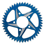 Vortex CAT5 530 Aluminum Rear Sprocket Blue
