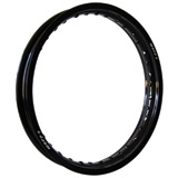 Warp 9 Rim - Rear Black