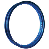 Warp 9 Rim - Rear Blue