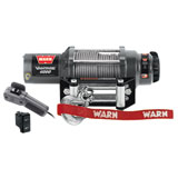 WARN® V4000 Vantage Winch with Wire Rope