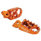 Warp 9 Oversized MX Foot Pegs