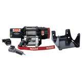 WARN® ProVantage Winch with Wire Rope and Mount Plate